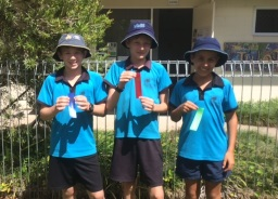 Wonga Stars at Small Schools Cross Country